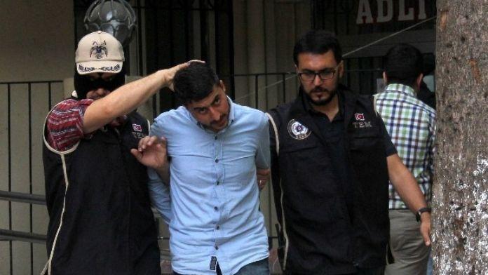 'Vatan Millet' Vurgusu Yapan PKK'lı Zanlı Tutuklandı