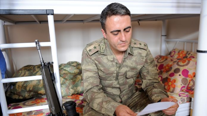 Ankara'dan Şırnak'a duygulandıran mektup