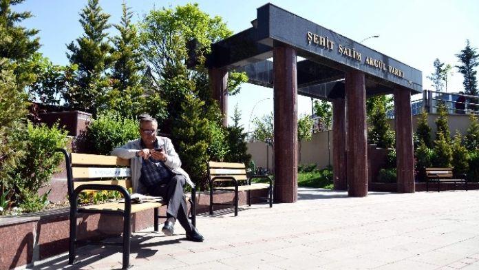 Pursaklar'ın Parklarında Ücretsiz İnternet Hizmeti