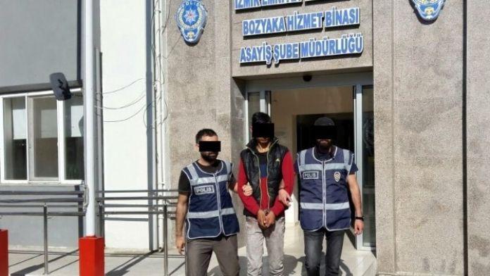 Kap-kaççı Polisten Kaçamadı