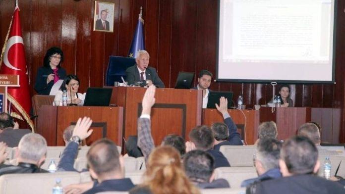Kütahya Belediye Meclisi'nin Mayıs Ayı Toplantısı