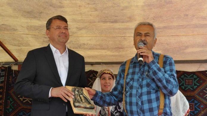 Gülnar'da Çakşır Balı Ve Yörük Festivali