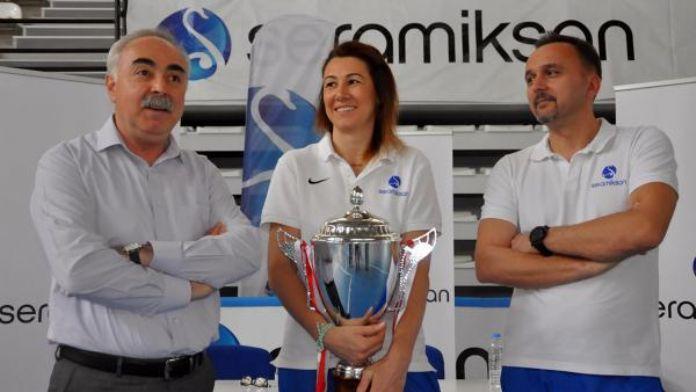 Seramiksan Ali Kamberoğlu ile devam kararı aldı