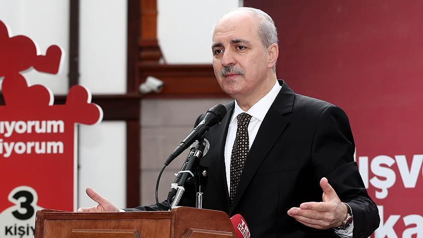 'Türkiye İyi Niyetini Ortaya Koymuştur'