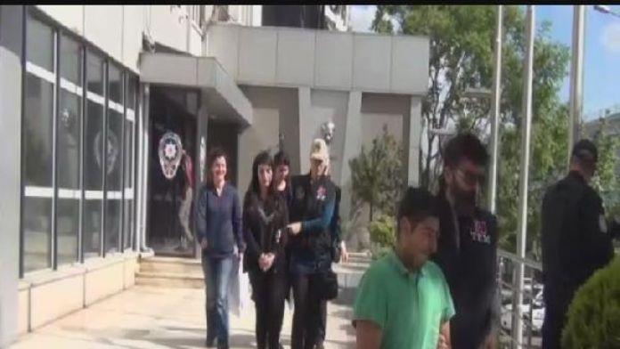 YDG-H nin ve YPJ'nin Marmara bölge sorumluları yakalandı/ Fotoğraflar