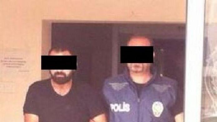 Polisin burnunu kıran şüpheli tutuklandı