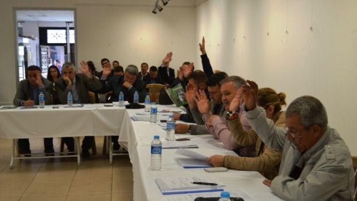 Ayvalık Belediyesi Mayıs Ayı Toplantısı Yapıldı