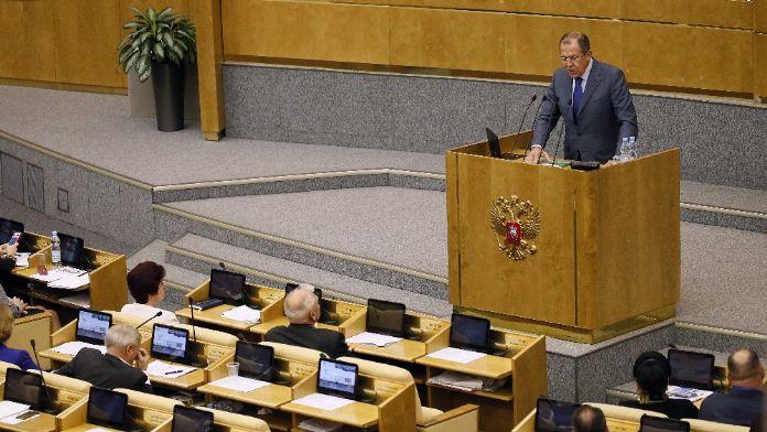 Lavrov'dan komik açıklama: Esad müttefikimiz değil