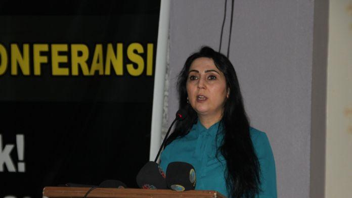 HDP'li Yüksekdağ: 'Bizleri Meclis'ten süremeyecekler'