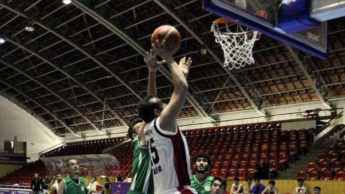 Basketbol: İşitme Engelliler Türkiye Erkekler Şampiyonası