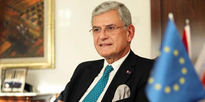 Bozkır'dan vize serbesti açıklaması