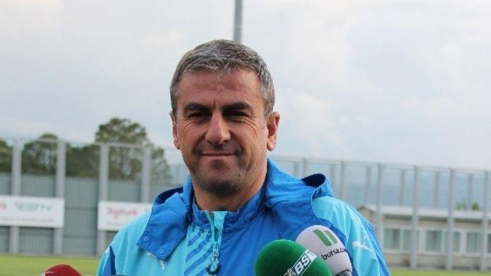 Hamzaoğlu: 'Devam Etmek İstiyorum'