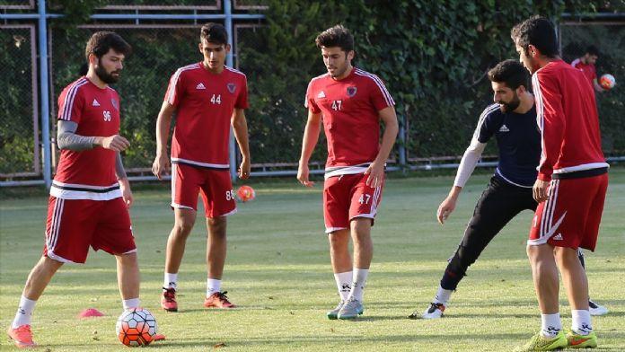 Mersin İdmanyurdu'nda, Antalyaspor maçı hazırlıkları