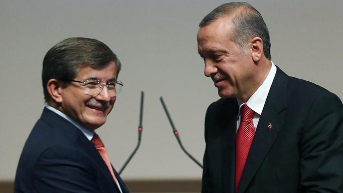 Cumhurbaşkanı Erdoğan, Başbakan Davutoğlu görüşmesi sona erdi.