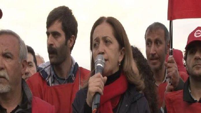 DİSK'ten Özel İstihdam Büroları için protesto eylemi