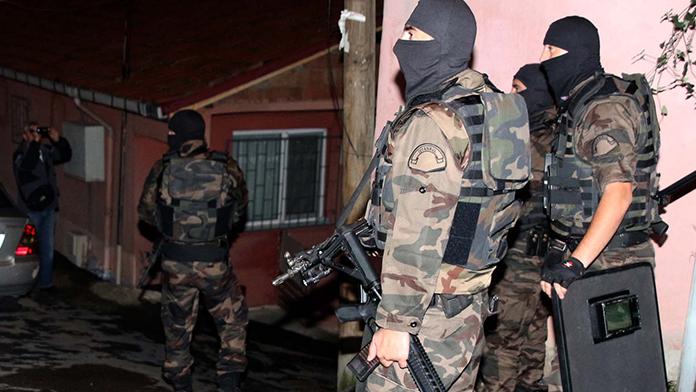 3 polisi şehit düşüren o terörist İstanbul'da yakalandı!