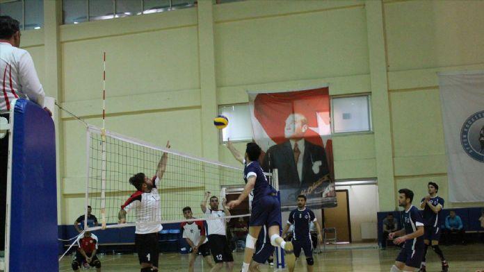 Üniversitelerarası Voleybol 1. Lig
