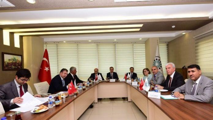 İka Yönetim Kurulu Gaziantep'te Toplandı