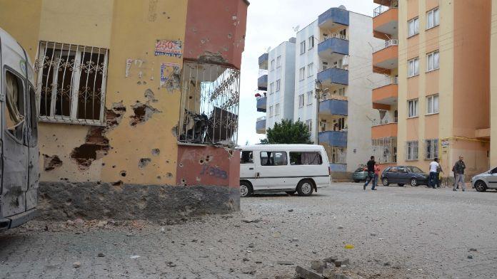 Kilis'e atılan roketlere karşılık verildi: 4 terörist öldürüldü
