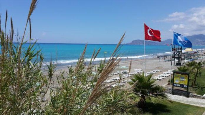 Türkiye mavi bayrak sıralamasındaki yerini korudu