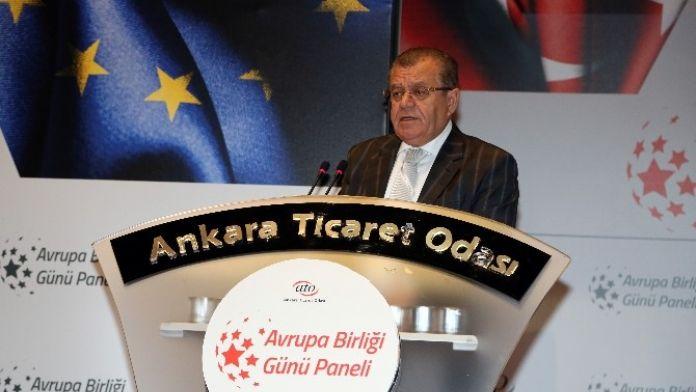 ATO'dan Avrupa Birliği Günü Paneli