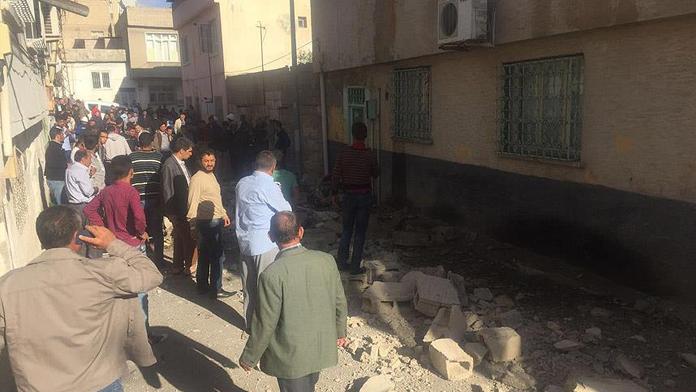 Kilis'e 4 roket daha atıldı: Ölü ve yaralılar var
