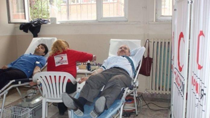 Afyonkarahisar'da Kan Bağışı Kampanyası