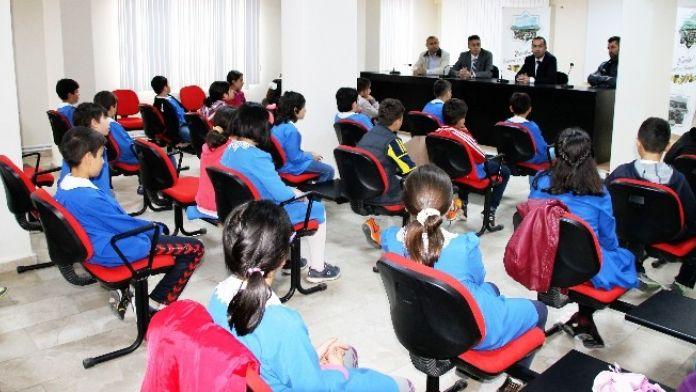 Öğrencilerden TSO'ya Ziyaret