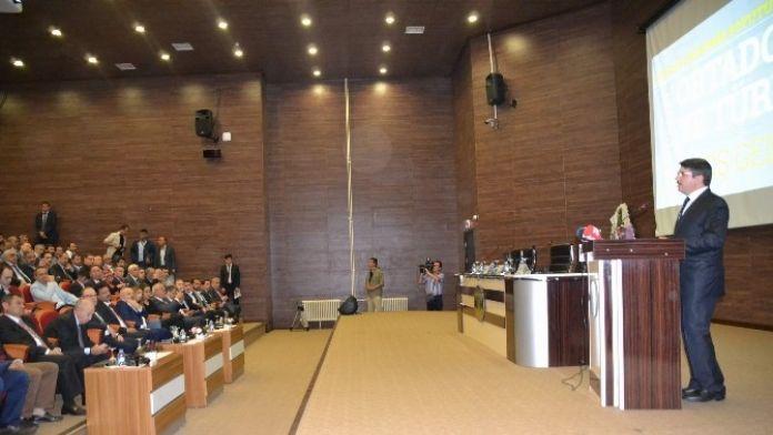 Siirt'te 'Ortadoğu Sorunu Ve Türkiye' Paneli