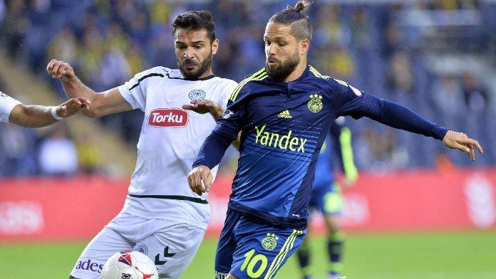 Diego Antalyaspor'a mı gidiyor ?