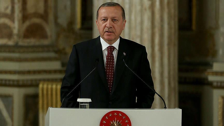 Erdoğan'dan 'Adalet'in Tanımı..