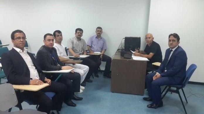 Malatya'da Amatör Telsiz Sınavı Yapıldı