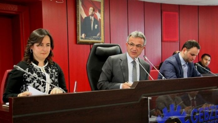 Gebze Mayıs Meclisi Tamamlandı