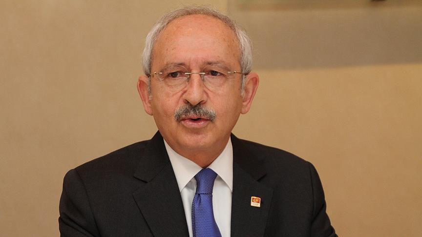 Kılıçdaroğlu, Davutoğlu ile Telefonlaştı