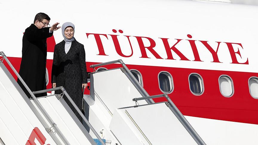 Davutoğlu 7 Mayıs'ta Bosna Hersek'e Gidecek