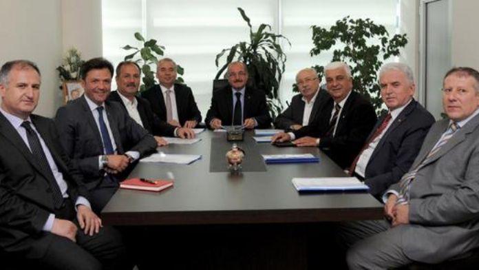 Başbakan Davutoğlu'nun Denizli programı iptal edildi 06 Mayıs 2016 Cuma