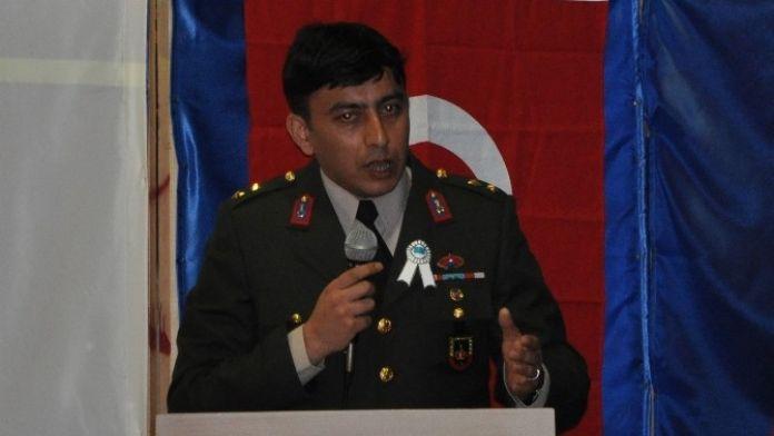 Sincik Jandarma Komutanı Şanlıurfa'ya Atandı