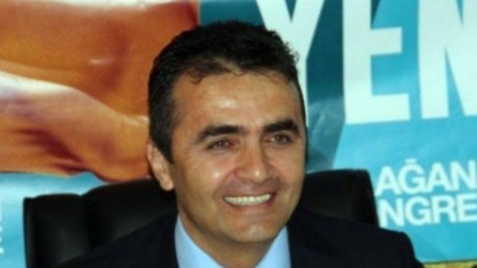 AK Parti Bolu İl Başkanı Nurettin Doğanay;