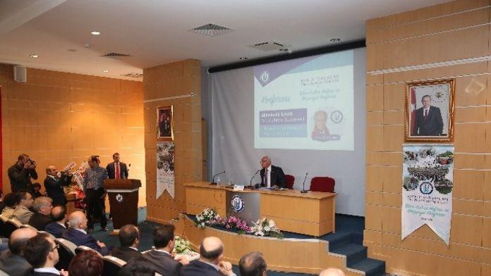 Bayburt Üniversitesinde Güncel Hukuk Konuları Üzerine Söyleşi