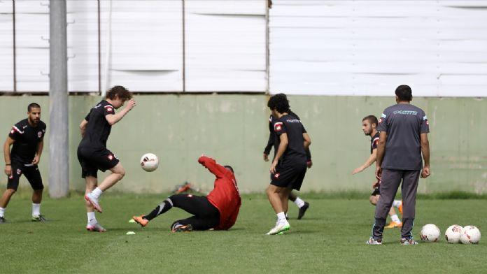 Adanaspor'da, Kardemir Karabükspor maçı hazırlıkları