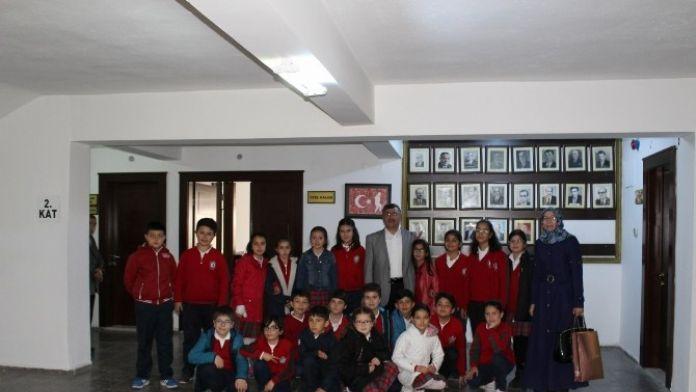 Niğde Belediye Başkanı Faruk Akdoğandan, 'Dersimiz Yerel Yönetimler'