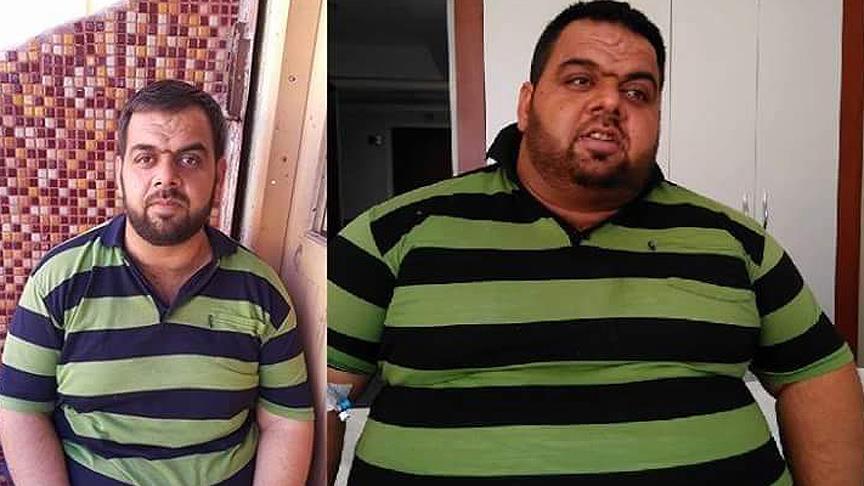 5 Ayda 90 Kilo Verdi