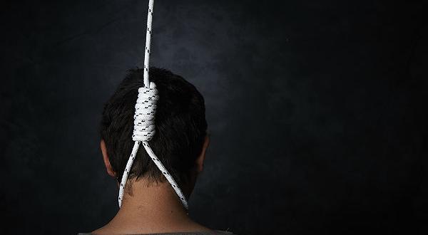 Gencecik Hayatını Kendini Asarak Sonlandırdı