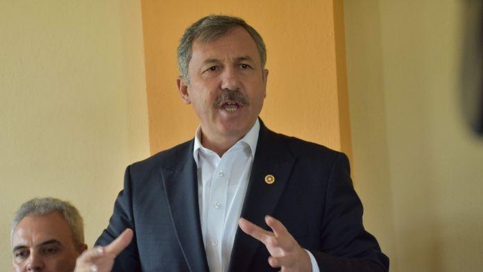AK Partili Özdağ: HDP terörist bir parti 06 Mayıs 2016 Cuma