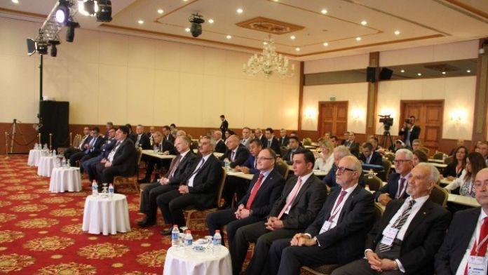 Türkiye İşveren Sendikaları Konfederasyonu İl Temsilcileri Toplantısı Ürgüp'te Başladı