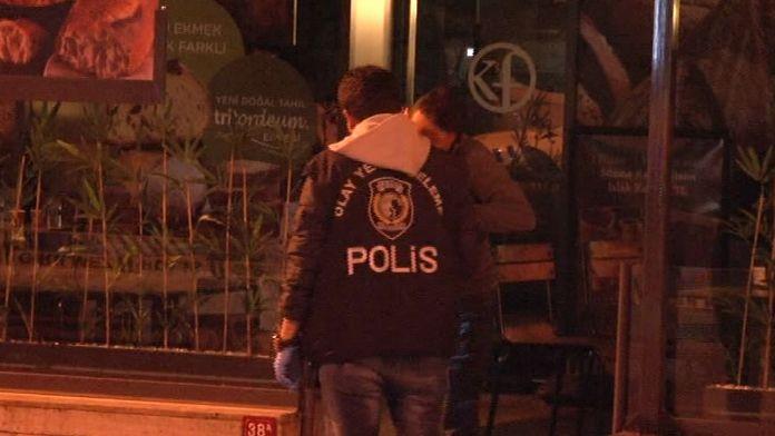 Beşiktaş'ta gece kulübüne silahlı saldırı: 2 yaralı