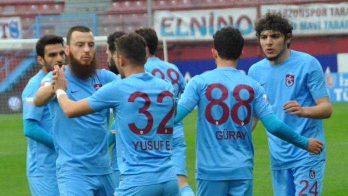 Trabzonspor, 3 puan özlemine son vermek istiyor