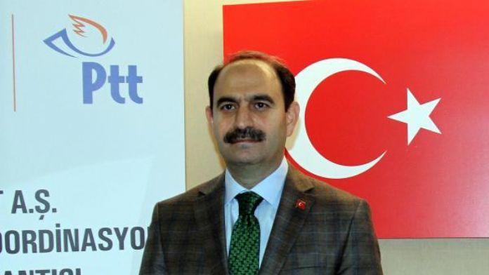PTT Genel Müdürü Bozgeyik: Dünyanın yükünü taşımaya talibiz