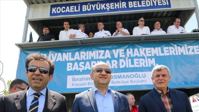 Bilim, Sanayi ve Teknoloji Bakanı Işık, Kocaeli'de