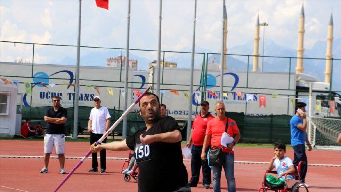 Bedensel Engelliler Türkiye Atletizm Şampiyonası